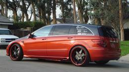 """Mercedes-Benz R550 """"Shot Caller"""" by MIM"""