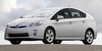 La nouvelle Toyota Prius ne connaît pas la crise