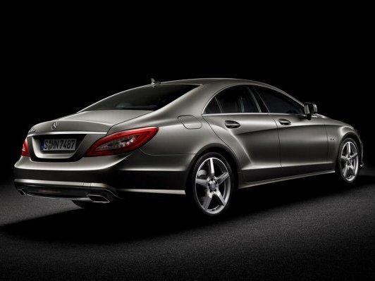 Nouvelle Mercedes CLS: c'est (encore) elle!