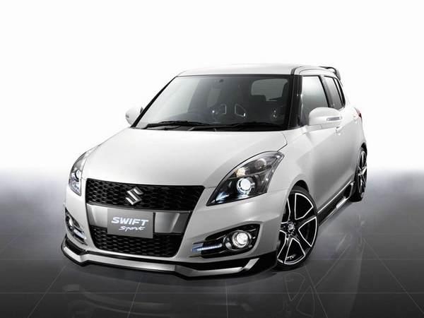 La prochaine Suzuki Swift sous la forme d'un concept dans quelques mois