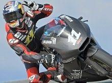 Moto 2 - 2013: Sandro Cortese s'adapte à sa nouvelle vie de champion du monde et à sa nouvelle moto