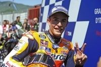 MotoGP - Honda : Marc Márquez jusqu'en 2018