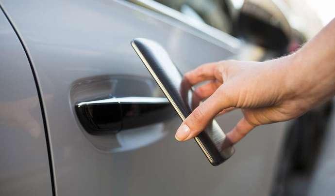 L'accès sans clé bientôt remplacé par l'accès avec smartphone?