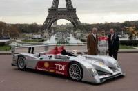 24 Heures du Mans : Audi voit la vie en bio en 2008 !