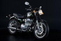 Nouveauté 2011 : Kawasaki W 800