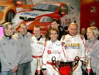Trophée Andros: Toyota et Prost remettent leur titre en jeu