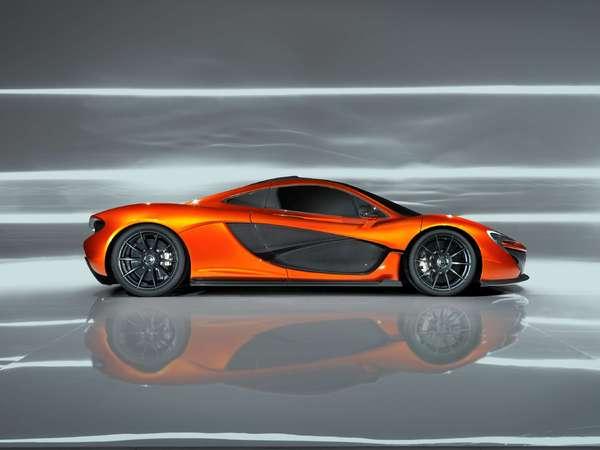La McLaren P1 a un prix