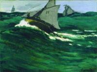 Cécile Duflot emportée par la vague Vert