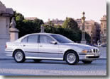 Nouveaux équipements sur la BMW Série 5