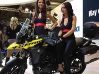 Suzuki sera bien à Milan pour EICMA 2021