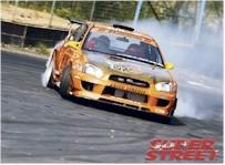 Subaru WRX D1 by Cusco!!
