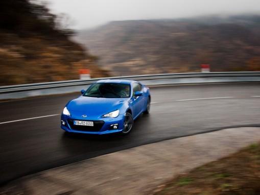 Subaru développe une BRZ turbo