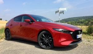 Mazda : grosse demande pour le moteur Skyactiv X