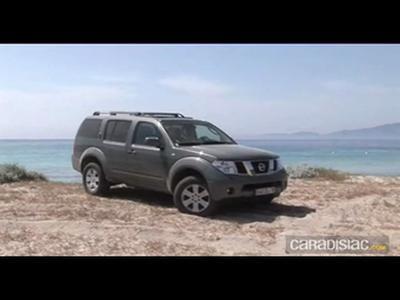 Nissan Pathfinder : un familial passe-partout