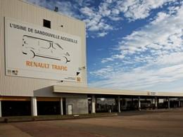 Renault Sandouville achève sa transformation pour accueillir le futur Trafic