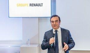 Renault ne compte pas prendre le contrôle de Nissan et Mitsubishi