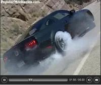Ford Mustang Bullit en vidéo : burns, donuts et Paul Rendel… (+ cadeau bonus)