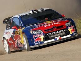 Rallye d'Allemagne: 8ème victoire pour Loeb !