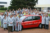 Renault Scénic II : le million, le million !