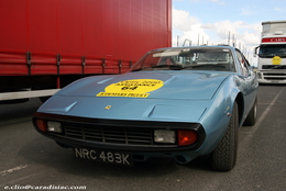 Photos du jour : Ferrari 365 GTC