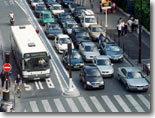 La place de la voiture encore plus réduite à Paris
