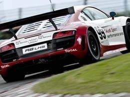 Audi vise la victoire aux 24 H. de Spa