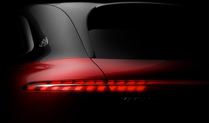 De l'électrique pour un SUV Maybach et le futur Mercedes Classe G