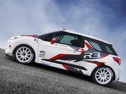 Excellents débuts en compétition pour la Citroën DS3 R3!