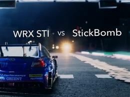 Vidéo Pub : Subaru voit petit pour sa WRX STi