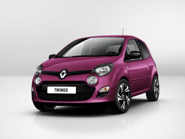 Renault Twingo restylée : après les fuites, Renault publie la première image officielle