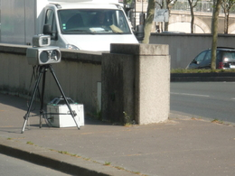 Radars automatiques : coup d'arrêt du déploiement en 2013