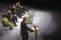 Chirac : un sommet à la pointe de l'écologie