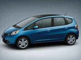 La Honda Fit hybride sortira bientôt  au Japon