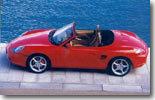 Cure de rajeunissement pour la Porsche Boxster