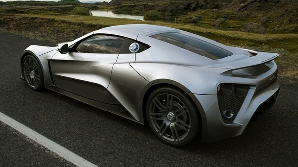 Zenvo ST1: 1er test en vidéo