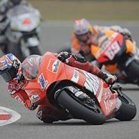 Moto GP - Ducati: Stoner ravi de l'arrivée de Hayden