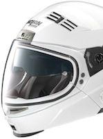 Deux casques en un: le nouveau casque Nolan N71 arrive pour 2011.