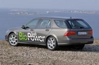 Saab BioPower : la version écolo au prix de l'essence