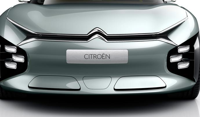 Future Citroën C4: la version électrique confirmée