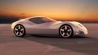 Toyota 2000 SR Concept by SURE Design