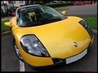 La photo du jour: Renault Spider.