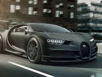 Bugatti Chiron Noire : 20 exemplaires pour rappeler le modèle unique