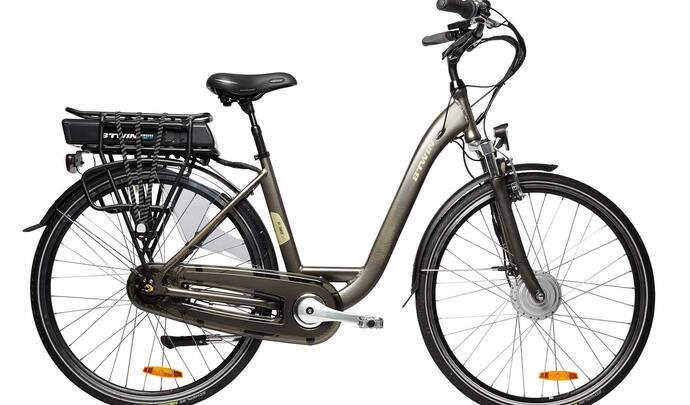 Prime à la casse: échangez votre vieille auto contre un vélo électrique