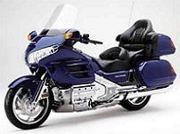 10 ans déjà : Munich, Honda présente la GLX 1800 Gold Wing