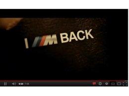 [vidéo] BMW est champion de DTM, le rêve est de retour