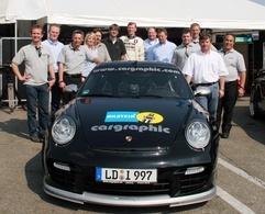 Cargraphic en test sur le Nürburgring avec Walter Rörhl