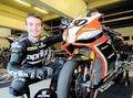 Superbike - Aprilia: Sylvain Guintoli officiellement installé