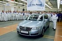 Volkswagen Passat : et de 15 millions !