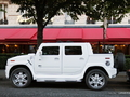 Photos du jour : Hummer H2
