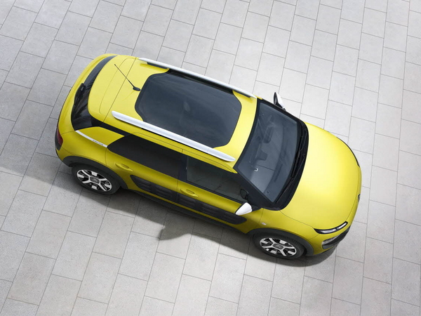 Citroën lance les C4 Cactus Feel et Shine Edition